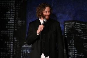 TJ Miller at Skyline