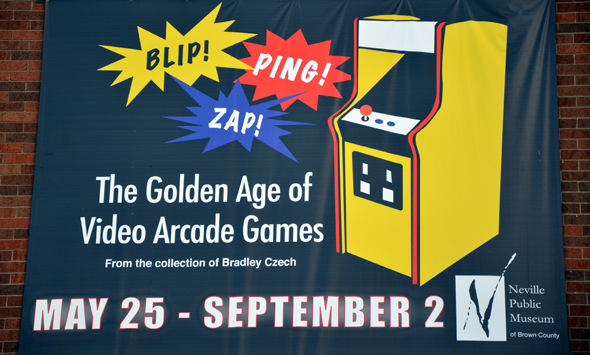 The Golden Age of Video Arcade Games