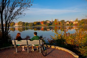 Fox River Trail St. Norbert College