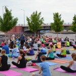 Get Out and Zen Out: Outdoor Summer Yoga Options in Northeast Wisconsin