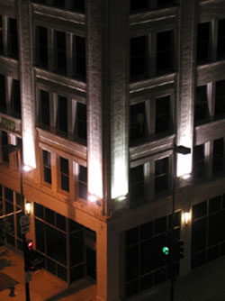 The historic belling building