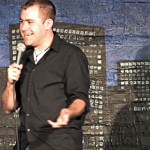 Comedian John Egan at Skyline