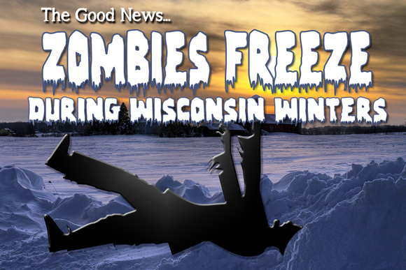 Zombies freeze