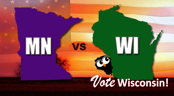 Wisconsin vs Minnesota