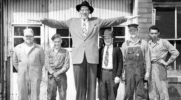 Clifford Thompson - The Tallest Wisconsinite to Ever Live