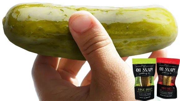 oh snap pickle day contest