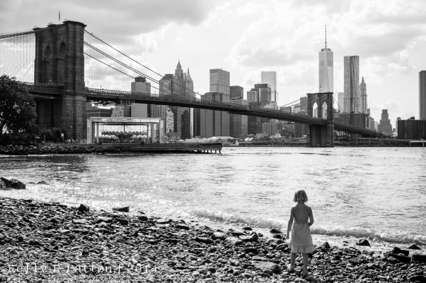 Kelly R Patton | At Brooklyn Bridge Park