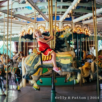 Kelly R Patton | Carousel