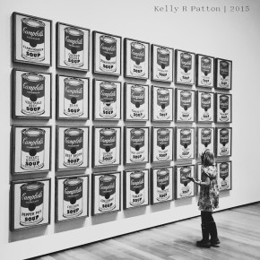 Lulu and All The Warhols   Kelly Patton