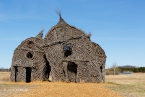 Stick Houses Julie Kiernan