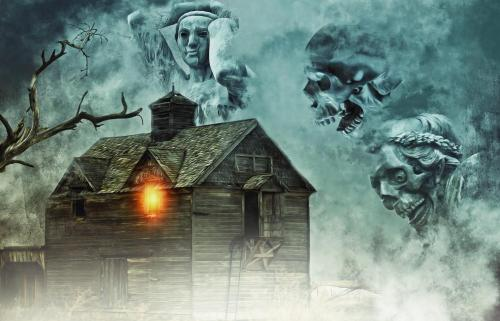 Medium Of Bates Motel Haunted House
