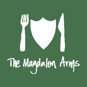 Magdalen Arms Pub logo
