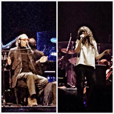 Franco Battiato e Alice