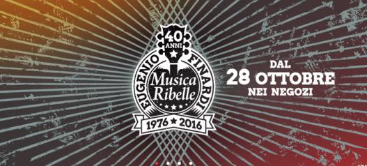 Eugenio Finardi - Musica Ribelle 1976-2016