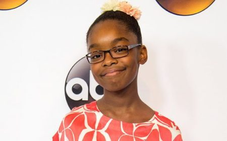 Actress Marsai Martin attends The 2016 Disney ABC Television Group TCA Summer Press Tour in Beverly Hills, California, on August 4, 2016. / AFP / VALERIE MACON (Photo credit: VALERIE MACON/AFP/Getty Images)