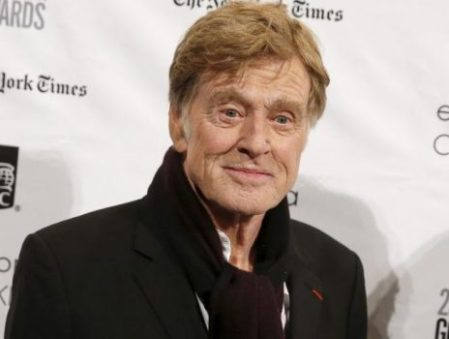 Actor Robert Redford poses on the red carpet for the Gotham Independent Film Awards in New York November 30, 2015. REUTERS/Shannon Stapleton/File Photo