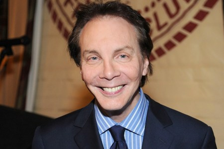 "NEW YORK, NY - OCTOBER 09:  TV personality/author Alan Colmes promotes the book ""Thank The Liberals ... For Saving America"" at the New York Friars Club on October 9, 2012 in New York City.  (Photo by Ilya S. Savenok/Getty Images)"