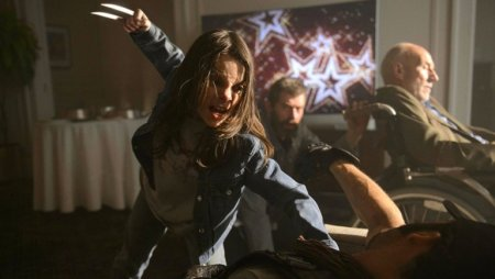 Twentieth Century Fox Film Corporation/Photofest Dafne Keen in 'Logan'