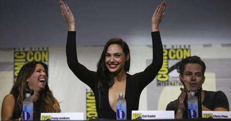 Harrison Hill/Los Angeles Times | Getty Images Gal Gadot