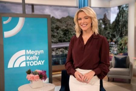 MEGYN KELLY TODAY -- Pictured: Megyn Kelly -- (Photo by: Peter Kramer/NBC)