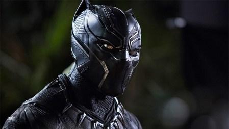 T'Challa/Black Panther (Chadwick Boseman) Credit: Matt Kennedy/©Marvel Studios 2018