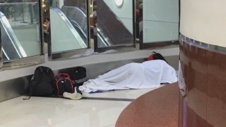 homeless-atlanta-airport