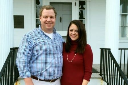 David Sorensen and ex-wife Jessica Corbett