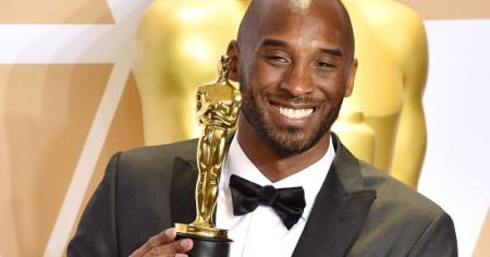 David Crotty | Getty Images Kobe Bryant won an Oscar for the Best Animated Short Film