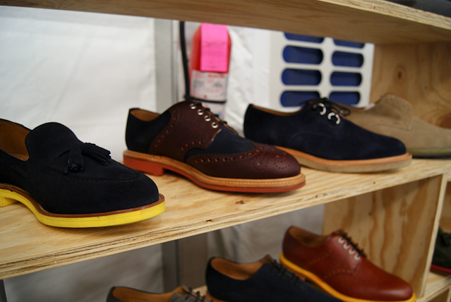 dsc05017 Mark McNairy footwear Spring/Summer 2012