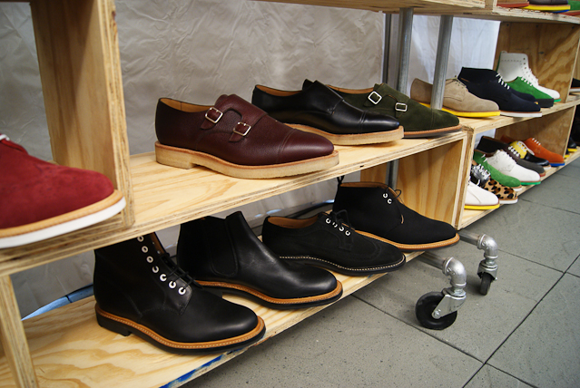 dsc05022 Mark McNairy footwear Spring/Summer 2012