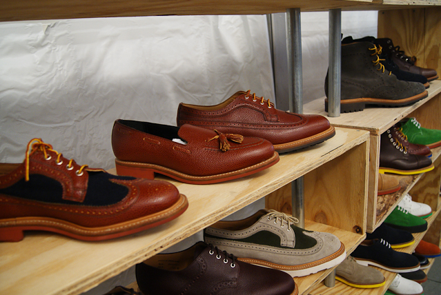 dsc05026 Mark McNairy footwear Spring/Summer 2012