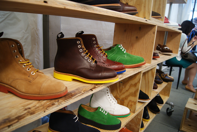 dsc05047 Mark McNairy footwear Spring/Summer 2012