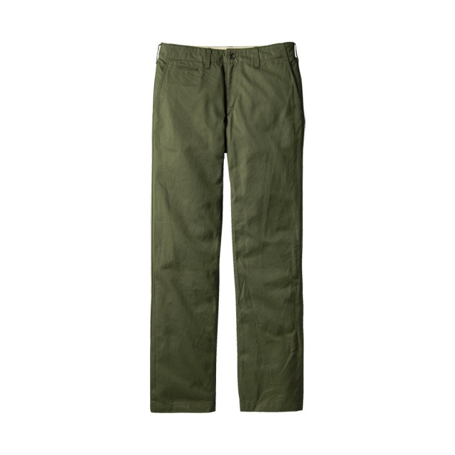 uniqlogreenpants Uniqlo Olive Green Chinos