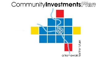 Wichita/Sedgwick County Community Investment Plan logo.