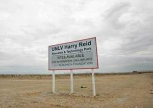 Harry Reid Research Park