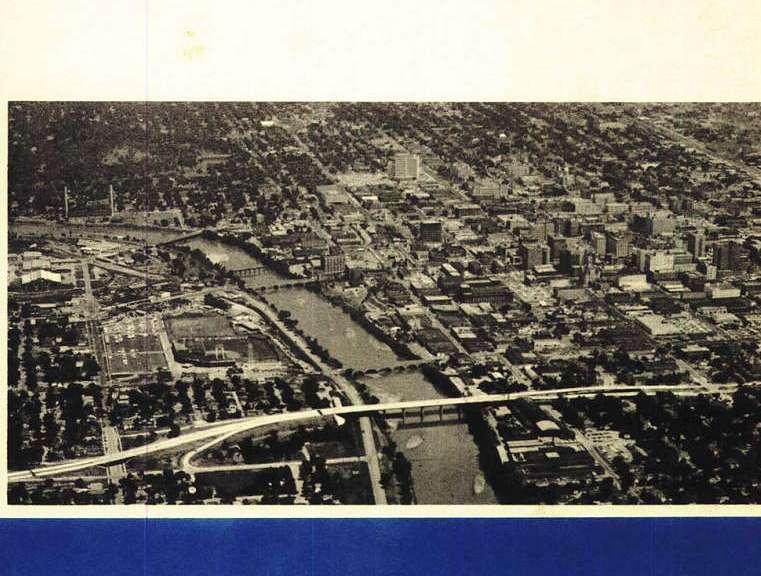 Wichita City Budget Cover, 1962