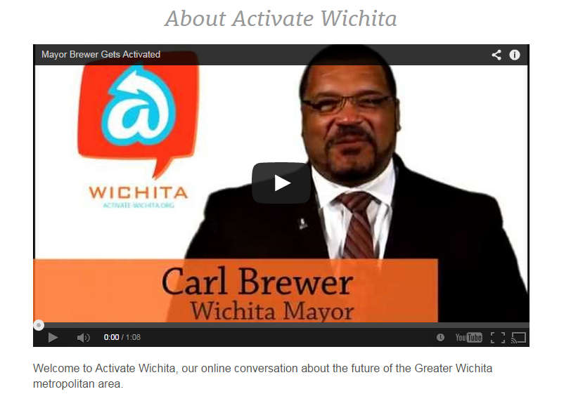 About Activate Wichita September 29, 2014