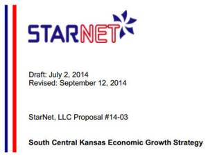 Starnet proposal to Wichita City Council