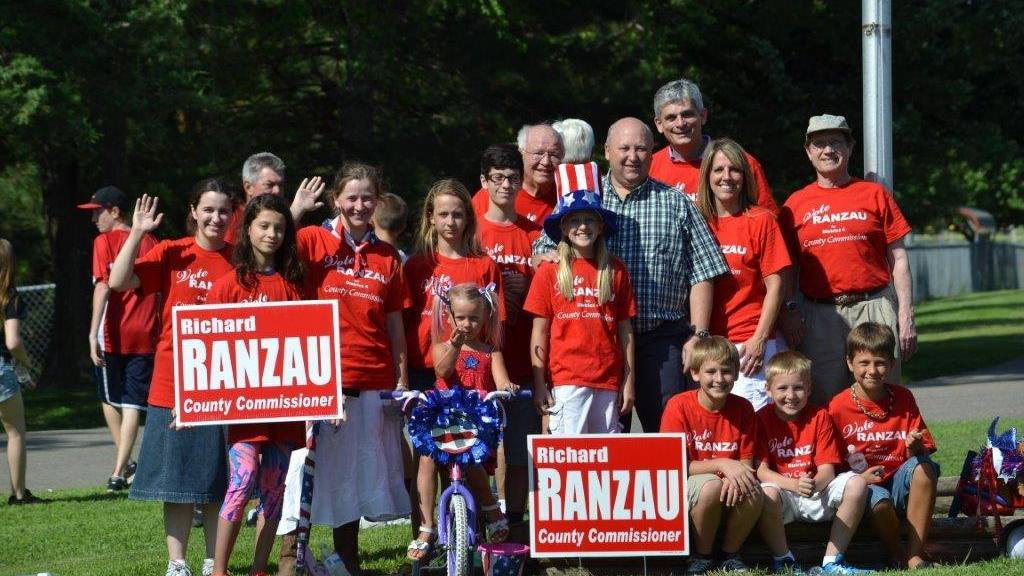 Richard Ranzau campaign team 2014 primary election