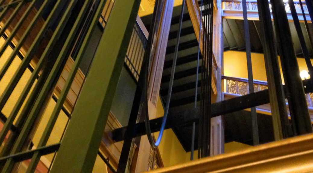 Kansas Capitol Elevator 2015-02-02 15.06.05 HDR