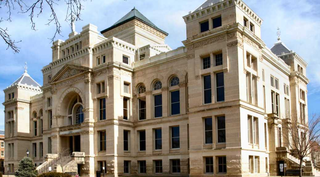 Sedgwick County Historical Courthouse