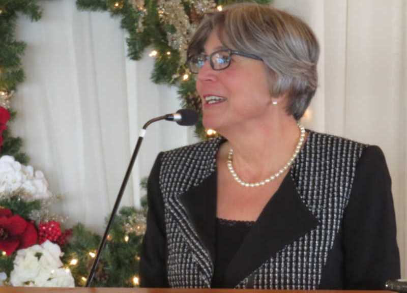 Kansas Senate President Susan Wagle