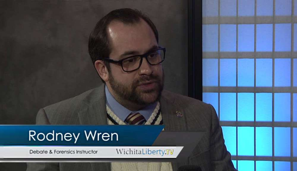 WichitaLiberty.TV 2015-12-27 Rodney Wren
