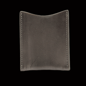 Black Plain Card Wallet