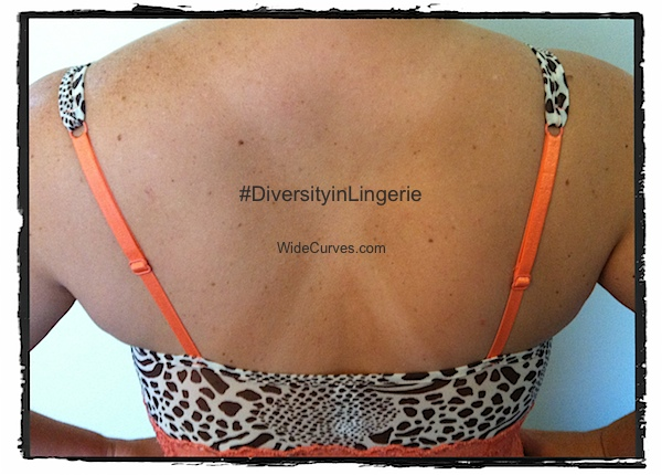 #DiversityinLingerie I WideCurves.com