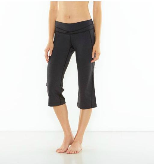 Hatha Yoga Capri from Lucy.com.