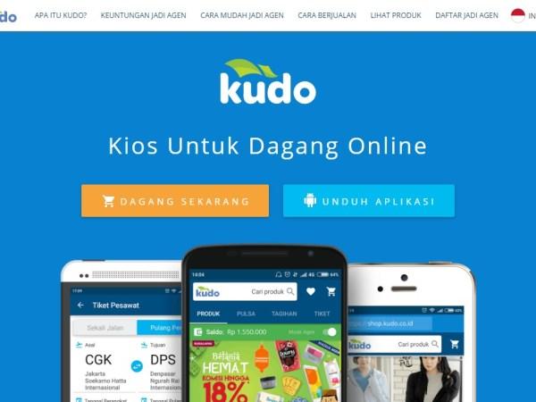 Kios Untuk Dagang Online