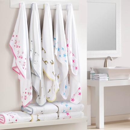 aden anais Handtuecher toddler-towel-twinkle