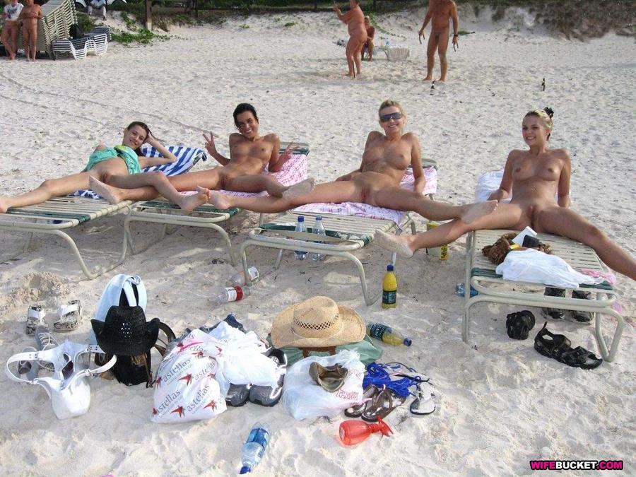 swingers nude vacation
