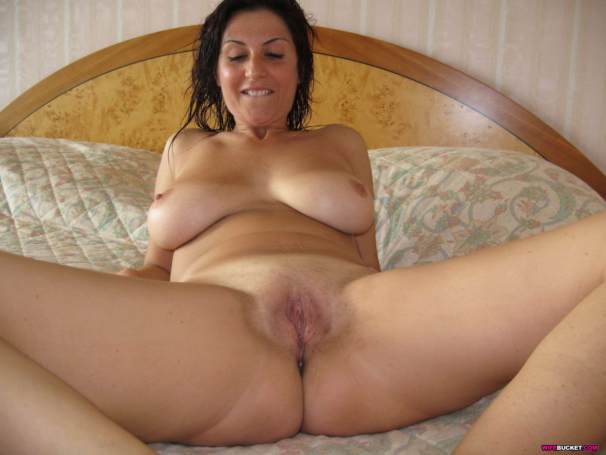 wife naked home